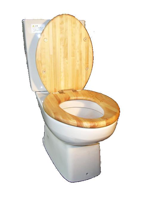 木製便座デラックスタイプ